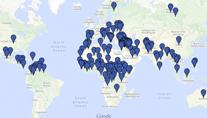 buscar boletines en mapa